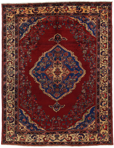 Lilian - old Persian Carpet 303x235