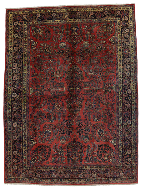 Sarouk Persian Carpet 350x265