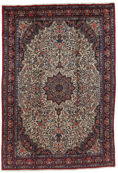 Bijar Persian Carpet 323x222