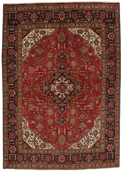 Tabriz Persian Carpet 281x200