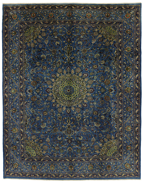 Isfahan Persian Carpet 382x300