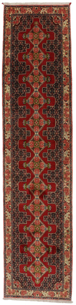 Senneh - Kurdi Persian Carpet 405x93