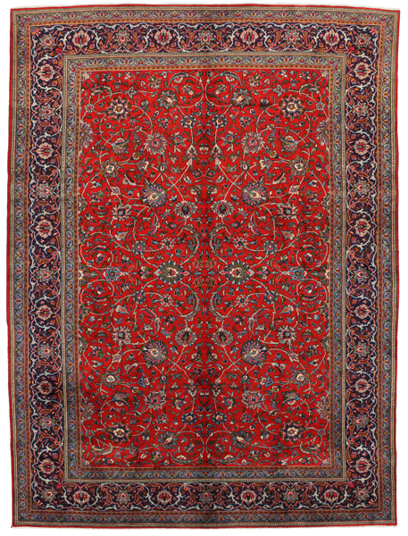 Lilian - Sarouk Persian Carpet 385x288