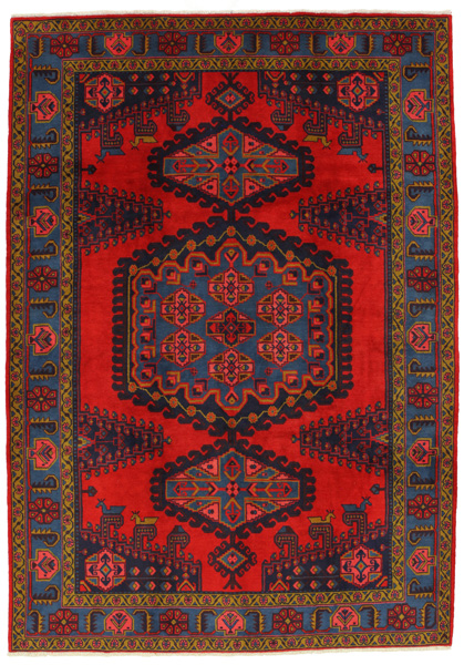 Wiss Persian Carpet 297x208