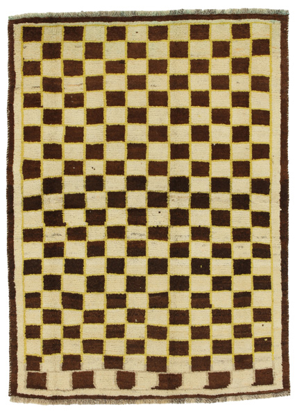Gabbeh - Bakhtiari Persian Carpet 169x125