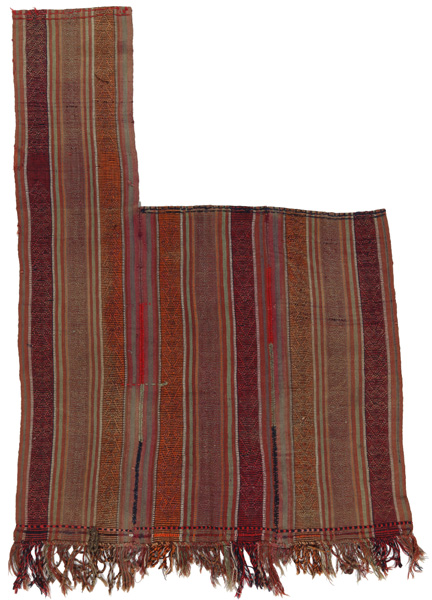 Kilim - Saddle Bag 190x137