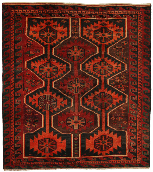 Lori - Bakhtiari Persian Carpet 190x172