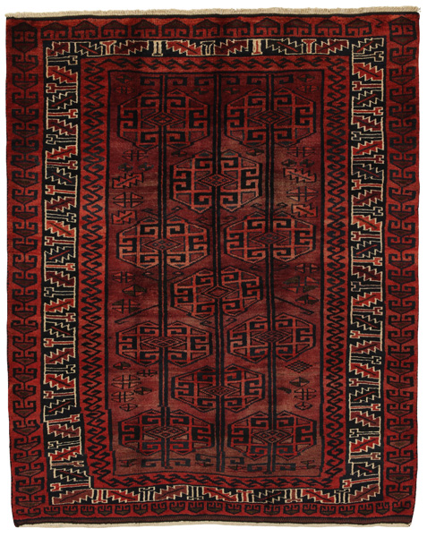 Lori - Bakhtiari Persian Carpet 200x159