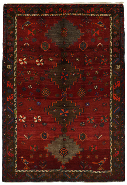 Lori - Bakhtiari Persian Carpet 246x167