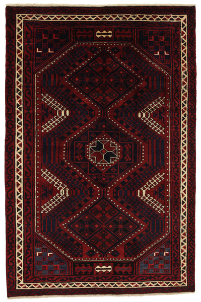 Afshar - Sirjan Persian Carpet 271x178