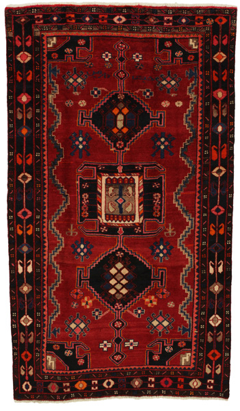 Koliai - Kurdi Persian Carpet 250x141