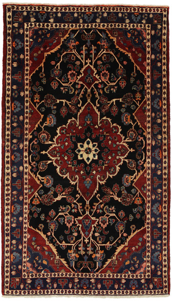 Jozan - Sarouk Persian Carpet 237x137