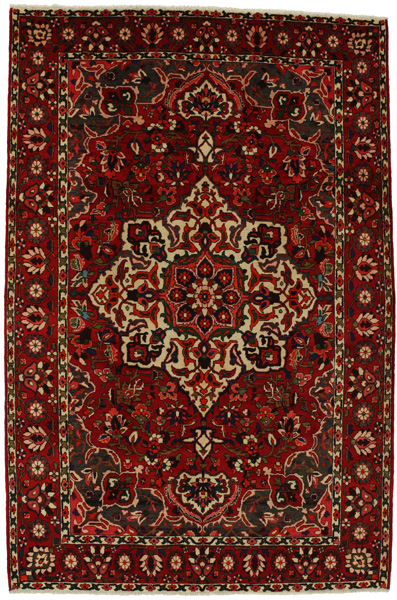 Bakhtiari Persian Carpet 313x208