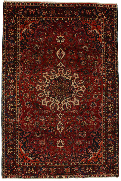 Jozan - Sarouk Persian Carpet 314x208