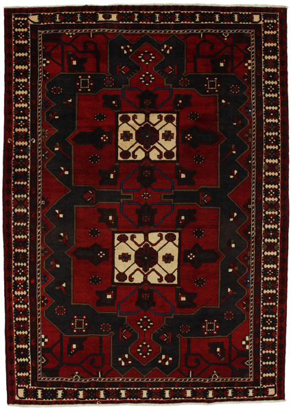 Afshar - Sirjan Persian Carpet 308x219