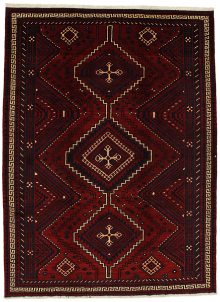 Afshar - Sirjan Persian Carpet 311x228