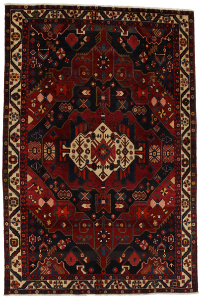 Bakhtiari - Lori Persian Carpet 312x210