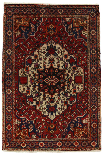 Jozan - Sarouk Persian Carpet 193x129