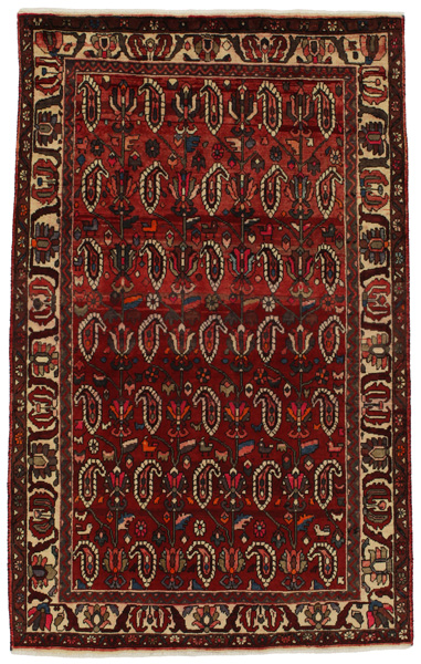 Mir - Sarouk Persian Carpet 252x157
