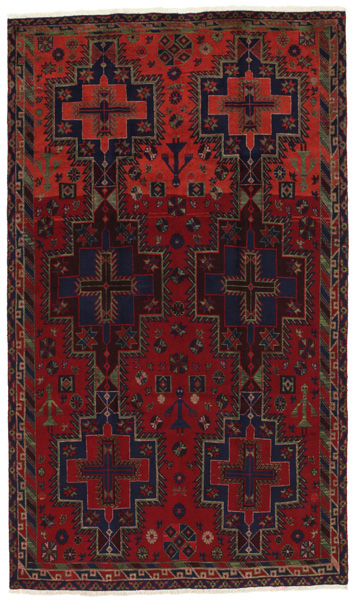 Afshar - Sirjan Persian Carpet 250x147