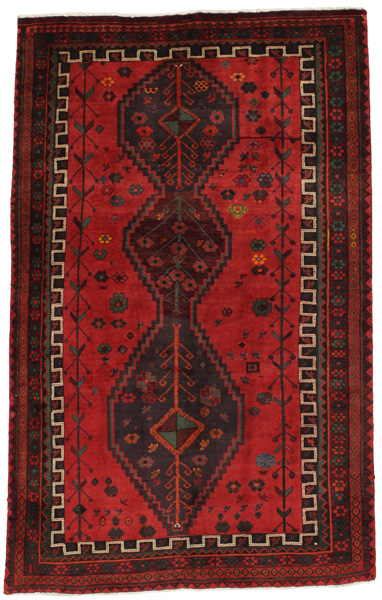 Afshar - Sirjan Persian Carpet 238x148