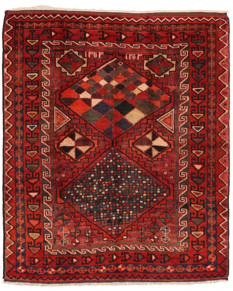Lori - Bakhtiari Persian Carpet 178x147