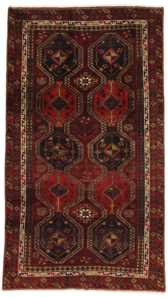 Bakhtiari - Lori Persian Carpet 262x146