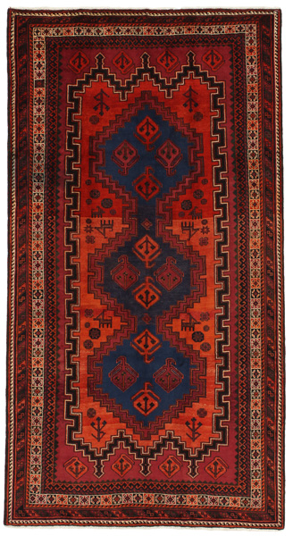 Afshar - Sirjan Persian Carpet 249x134