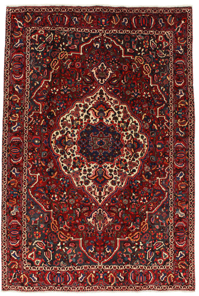 Bakhtiari Persian Carpet 297x197