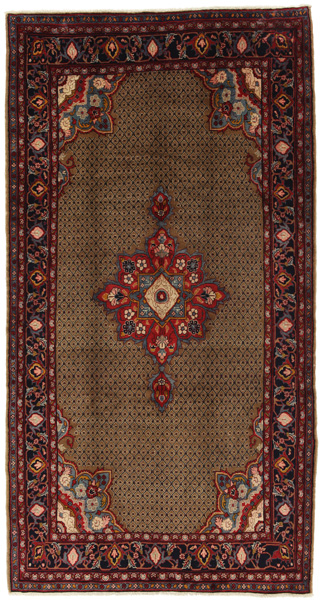 Songhor - Koliai Persian Carpet 301x158