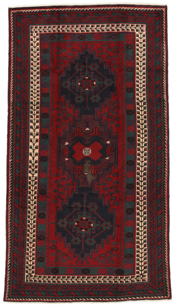 Afshar - Sirjan Persian Carpet 249x138