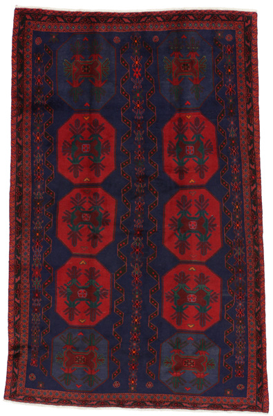 Afshar - Sirjan Persian Carpet 227x146