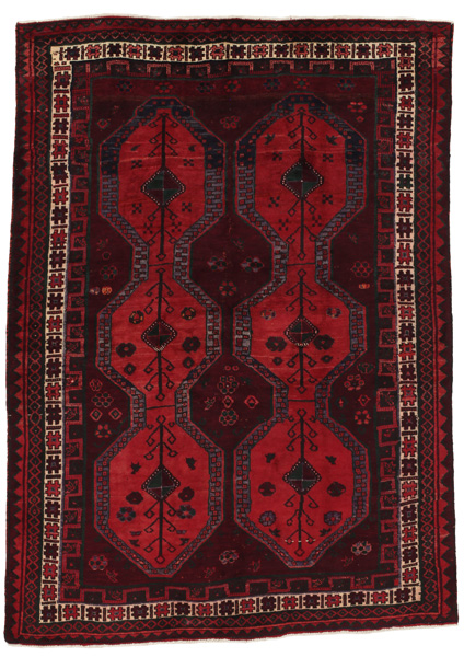 Afshar - Sirjan Persian Carpet 212x153