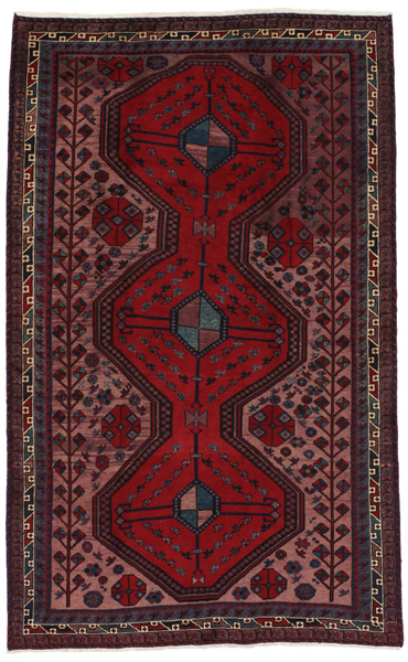 Afshar - Sirjan Persian Carpet 245x150