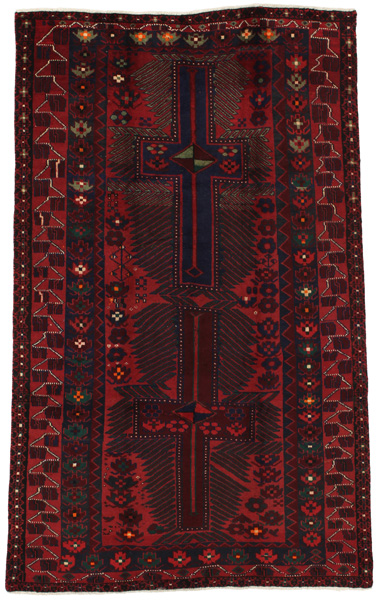 Afshar - Sirjan Persian Carpet 240x145