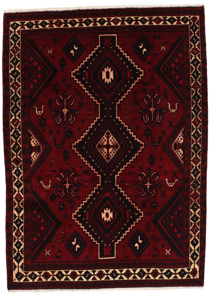 Afshar - Sirjan Persian Carpet 295x208