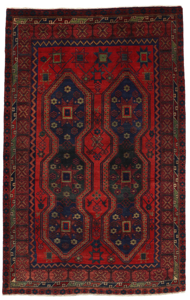 Afshar - Sirjan Persian Carpet 238x149