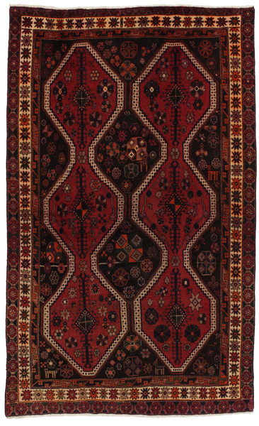 Afshar - Sirjan Persian Carpet 235x143