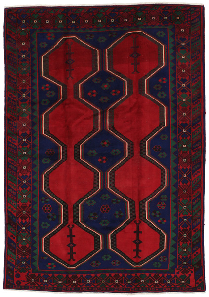 Afshar - Sirjan Persian Carpet 233x165