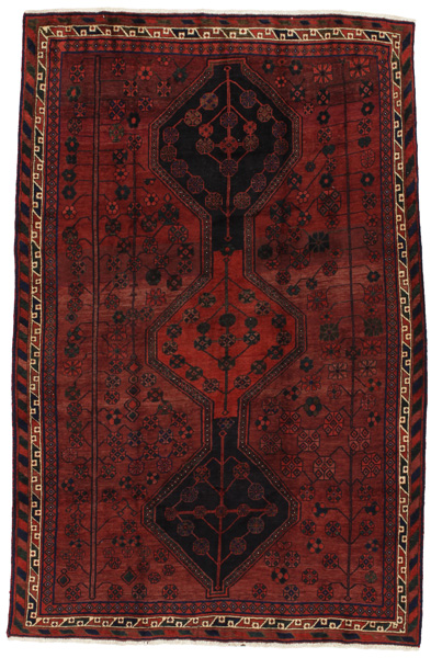Afshar - Sirjan Persian Carpet 236x152