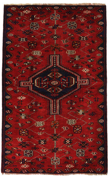 Qashqai - Shiraz Persian Carpet 220x136