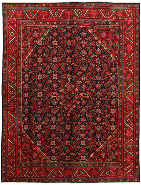 Bijar - Kurdi Persian Carpet 387x287