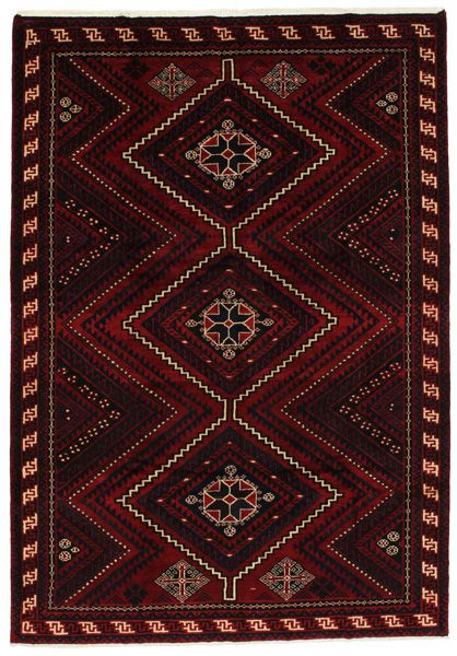 Afshar - Sirjan Persian Carpet 315x218