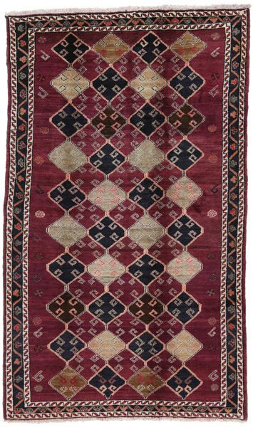 Bakhtiari Persian Carpet 240x144
