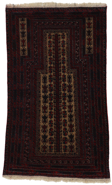 Baluch Persian Carpet 146x91