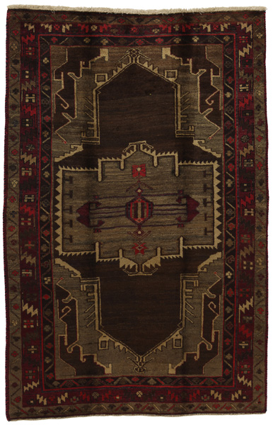 Lori - Gabbeh Persian Carpet 252x163