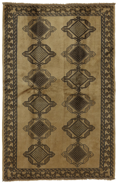 Gabbeh - Lori Persian Carpet 192x125