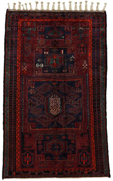 Lori - Bakhtiari Persian Carpet 217x135