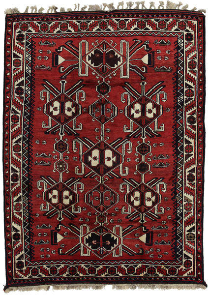Lori - Bakhtiari Persian Carpet 227x170