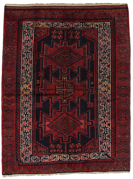 Lori - Bakhtiari Persian Carpet 188x146
